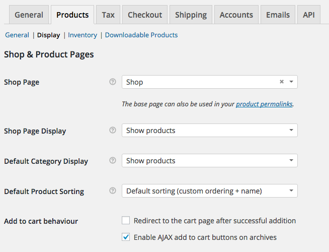 Add Plugin Settings to WooCommerce, Part 1 - SkyVerge