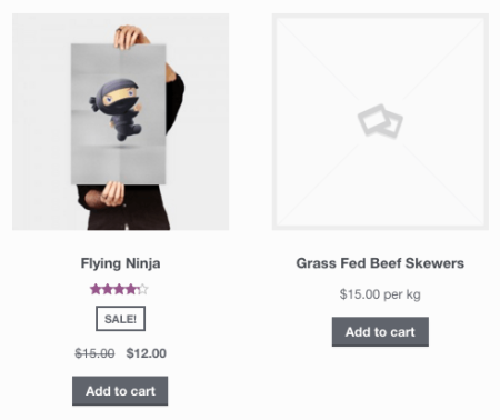 WooCommerce price display: shop using custom fields for price