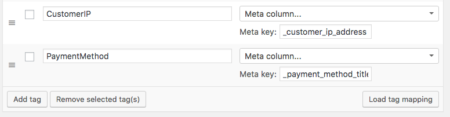 WooCommerce Customer / Order XML Export: add meta fields