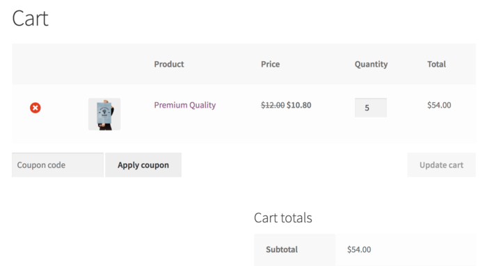 WooCommerce Memberships Dynamic Pricing member view