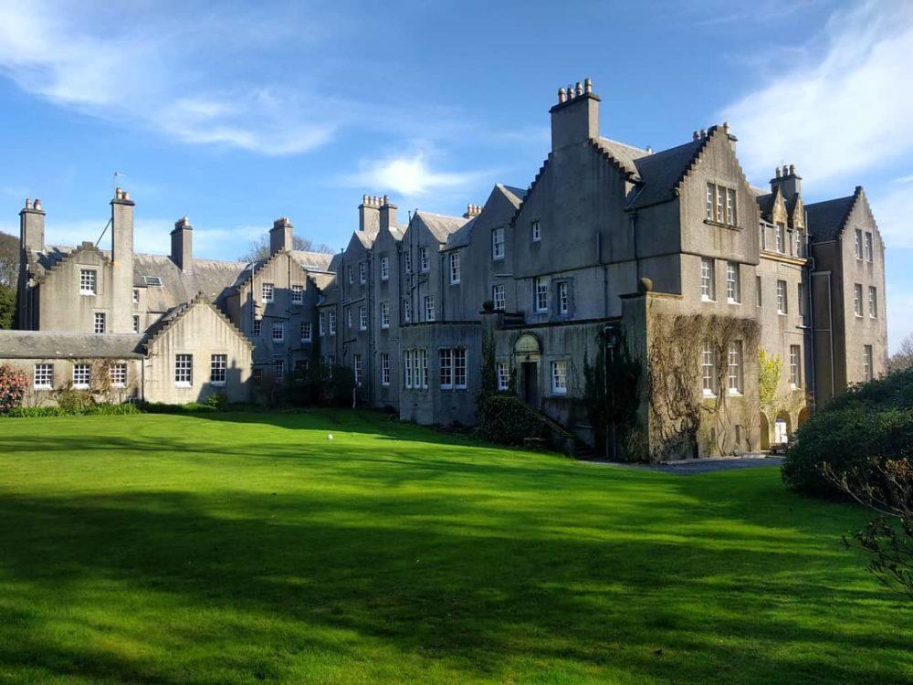 Dunskey Estate in Scotland